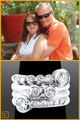 Alma & Michael – Client Review - Vanessa Nicole Jewels