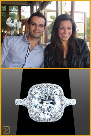 James & Tess – Client Review - Vanessa Nicole Jewels