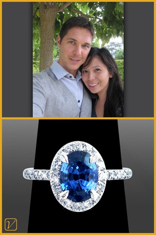Kathleen & Lloyd – Client Review - Vanessa Nicole Jewels