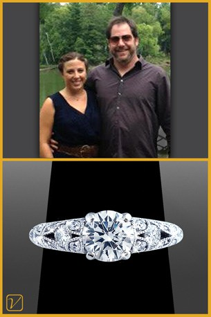 Ken & Kari - Client Review - Vanessa Nicole Jewels