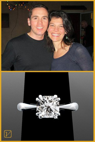 Pat & Lauren – Client Review - Vanessa Nicole Jewels
